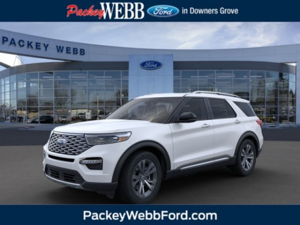 2020 Ford Explorer in Downers Grove, IL