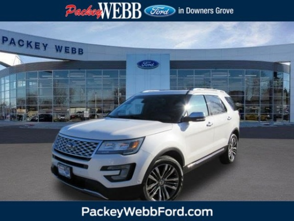 2017 Ford Explorer in Downers Grove, IL
