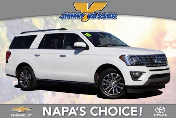 2018 Ford Expedition in Napa, CA