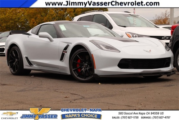 2019 Chevrolet Corvette in Napa, CA