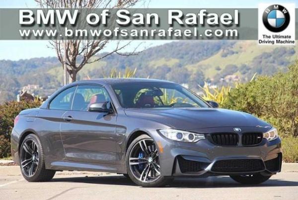 Bmw San Rafael >> 2016 Bmw M4 Convertible For Sale In San Rafael Ca Truecar