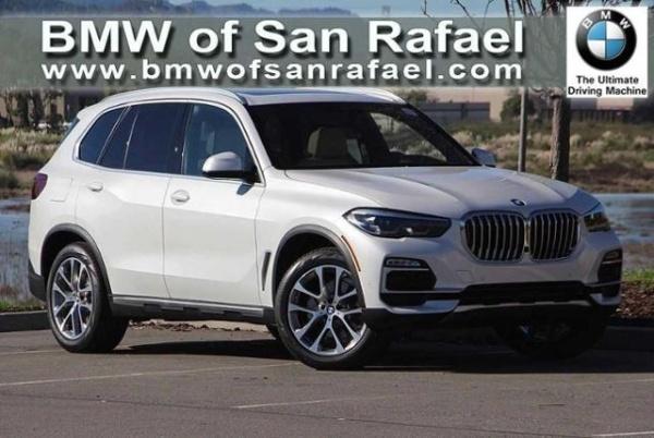 Bmw San Rafael >> 2019 Bmw X5 Xdrive40i Awd For Sale In San Rafael Ca Truecar