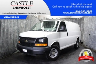 d7df80251a Used 2013 Chevrolet Express Cargo Van 2500 RWD SWB for Sale in Villa Park