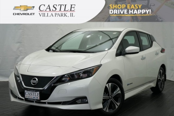 Castle Chevy Villa Park >> 2018 Nissan Leaf Sv For Sale In Villa Park Il Truecar