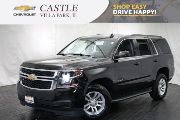 Castle Chevy Villa Park >> 2016 Chevrolet Tahoe Lt 4wd For Sale In Villa Park Il Truecar