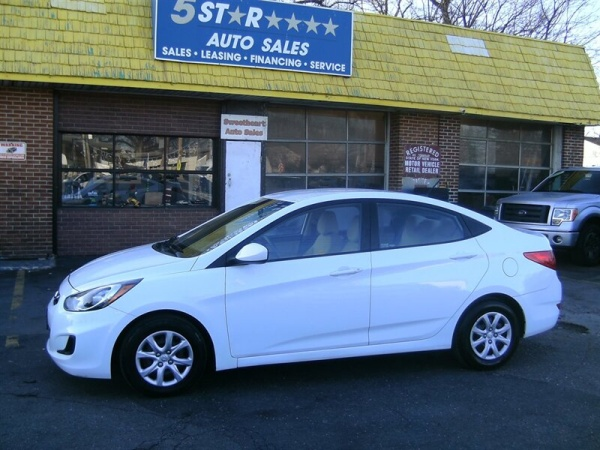 2014 Hyundai Accent in East Meadow, NY
