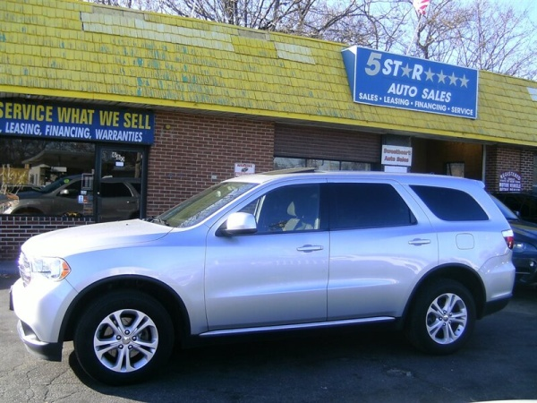 2013 Dodge Durango in East Meadow, NY