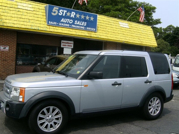 2007 Land Rover LR3 in East Meadow, NY