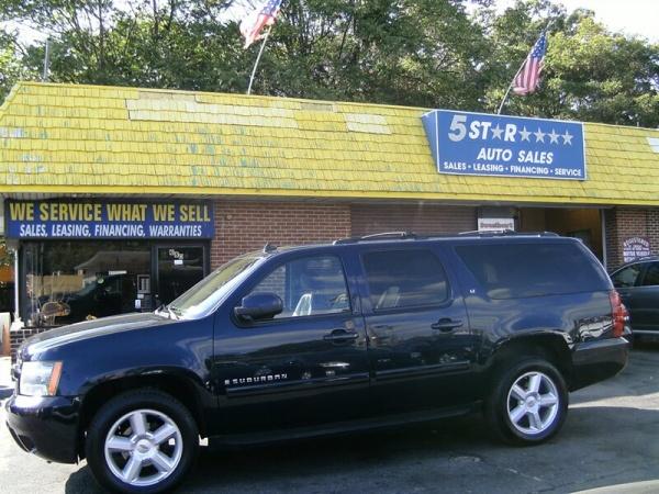 2008 Chevrolet Suburban in East Meadow, NY
