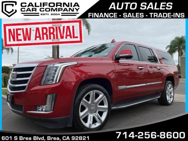 2015 Cadillac Escalade in Brea, CA