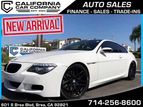2008 BMW M6 in Brea, CA