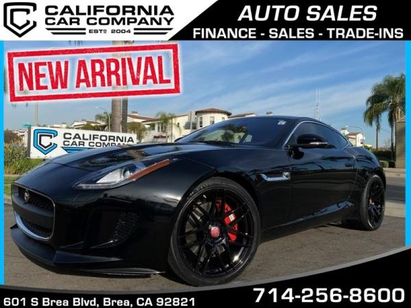 2017 Jaguar F-TYPE in Brea, CA