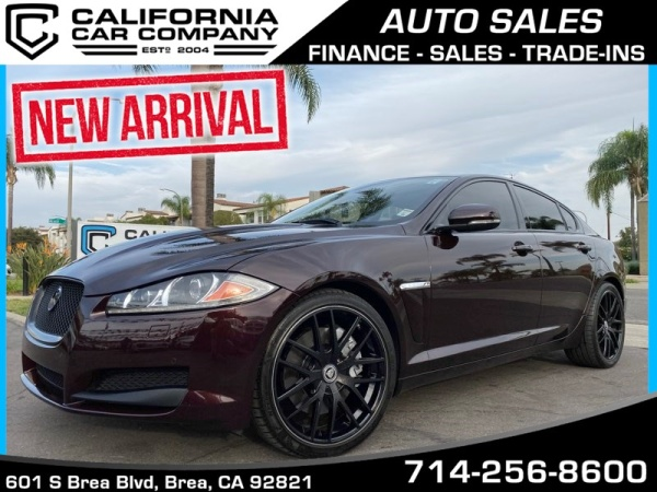 2012 Jaguar XF in Brea, CA