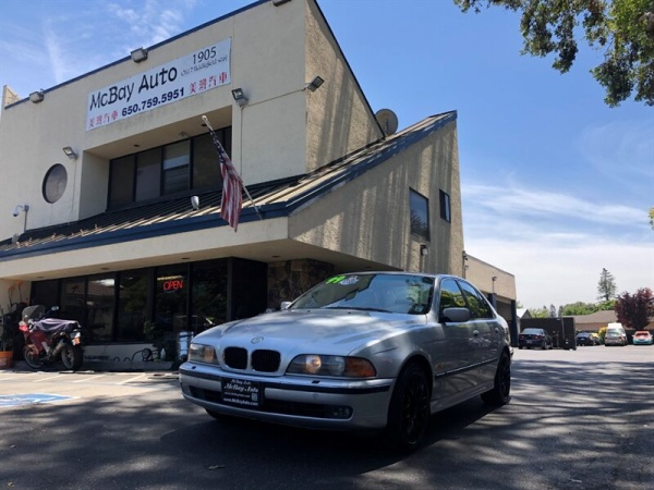 Bmw Mountain View >> 1999 Bmw 5 Series 528i Sedan Automatic For Sale In Mountain View Ca