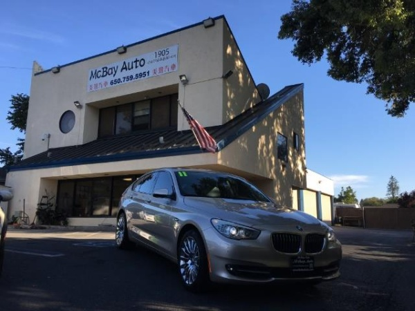 Bmw Mountain View >> 2011 Bmw 5 Series 535i Gran Turismo For Sale In Mountain View Ca