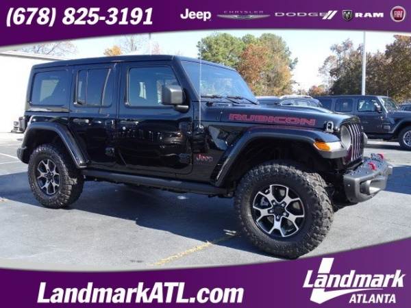 2020 Jeep Wrangler in Chamblee, GA