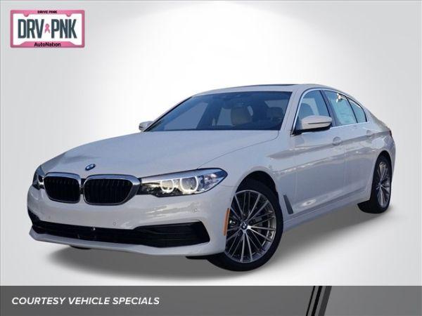 2020 BMW 5 Series in Houston, TX