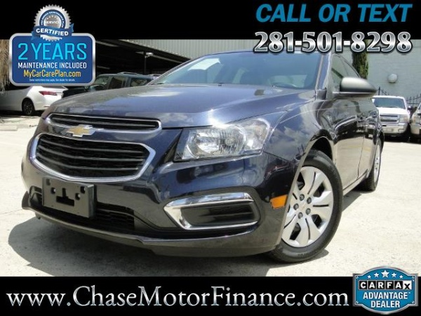 2016 Chevrolet Cruze Limited in Houston, TX