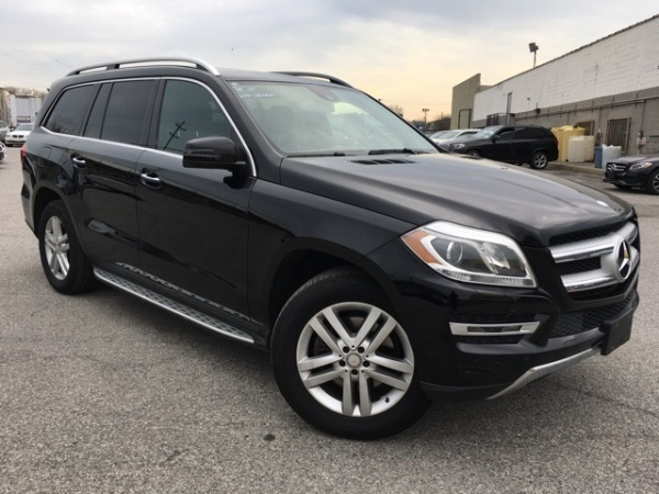 2015 Mercedes-Benz GL