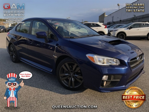 2016 Subaru WRX in Richmond Hill, NY