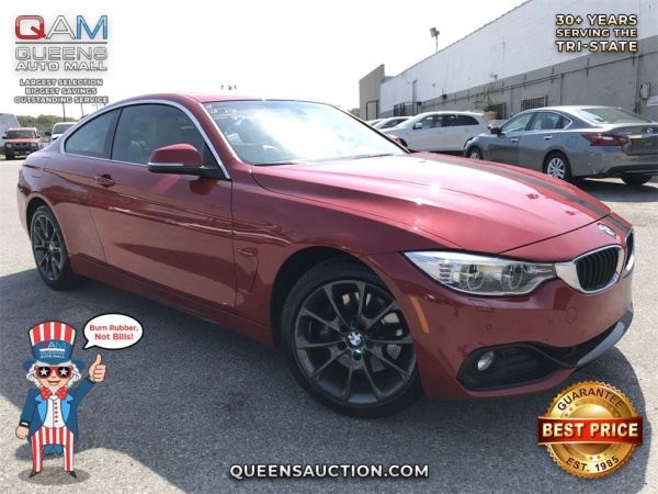 2017 BMW 4 Series in Richmond Hill, NY