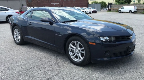 2015 Chevrolet Camaro Lt With 1lt Coupe For Sale In Richmond