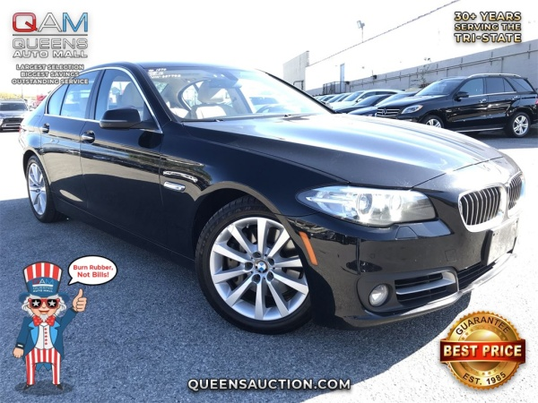 2016 BMW 5 Series in Richmond Hill, NY