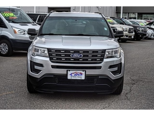 Casa Ford El Paso Tx >> 2017 Ford Explorer Base Fwd For Sale In El Paso Tx Truecar