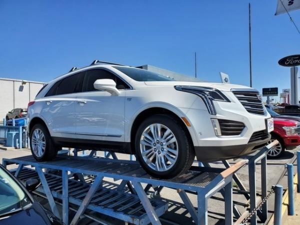2017 Cadillac XT5 in El Paso, TX