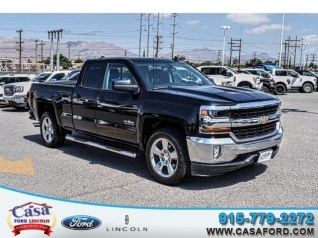 Chevy El Paso >> Used Chevrolet Silverado 1500s For Sale In El Paso Tx Truecar