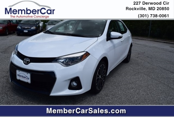 2014 Toyota Corolla in Rockville, MD