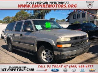 Used Chevy Suburban >> Used Chevrolet Suburban For Sale In Rialto Ca 250 Used
