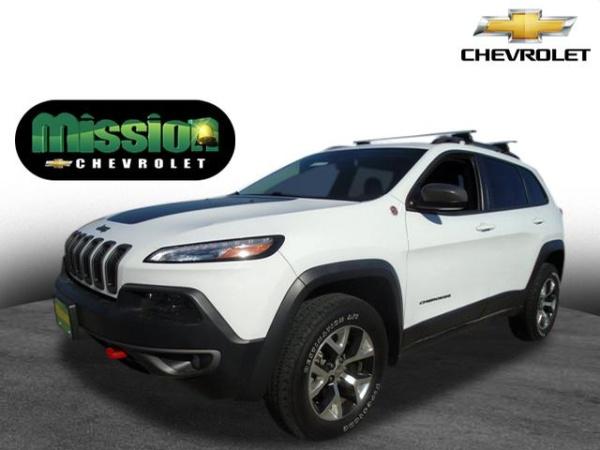 2014 Jeep Cherokee in El Paso, TX