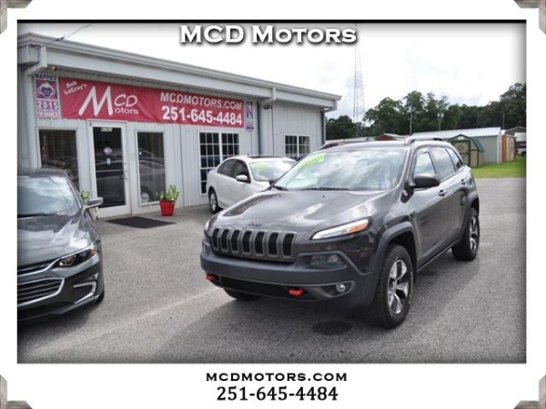 Nice 2014 Jeep Cherokee In Mobile, AL