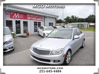 Used 2009 Mercedes Benz C Class 3.0L Luxury Sedan RWD For Sale In