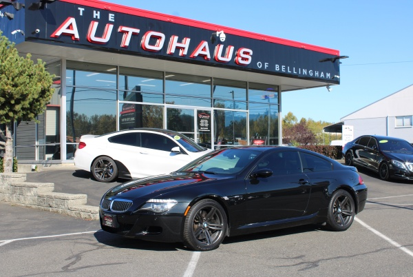 2008 BMW M6 in Bellingham, WA