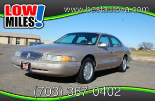 Used 1997 Lincoln Continental For Sale 1 Used 1997 Continental