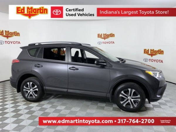 2017 Toyota RAV4 in Noblesville, IN