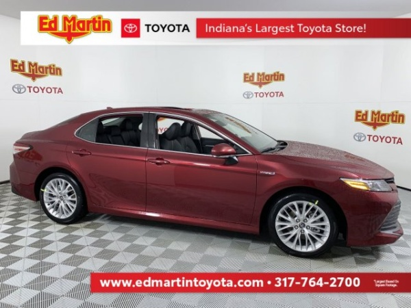 2020 Toyota Camry in Noblesville, IN