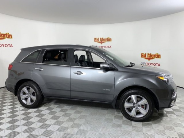 2012 Acura MDX in Noblesville, IN