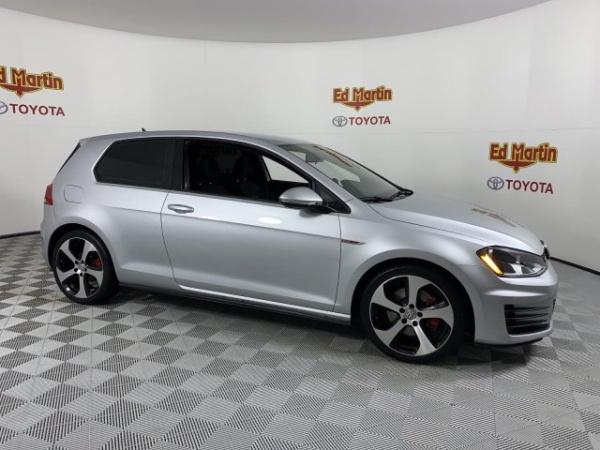 2015 Volkswagen GTI SE
