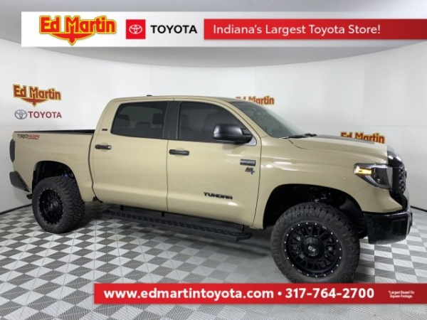 2020 Toyota Tundra in Noblesville, IN