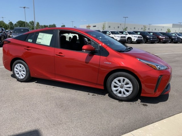 2019 Toyota Prius in Noblesville, IN
