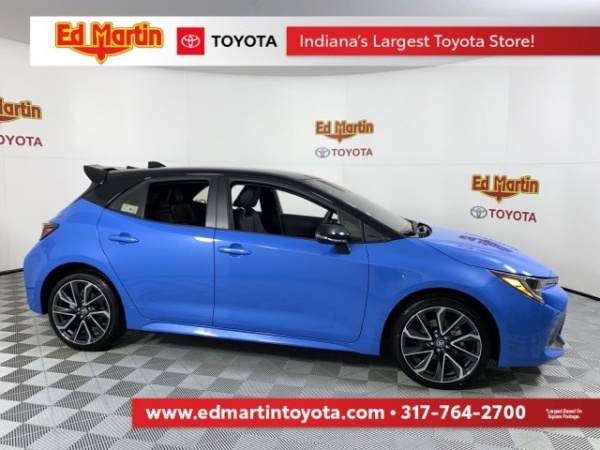 2020 Toyota Corolla Hatchback in Noblesville, IN