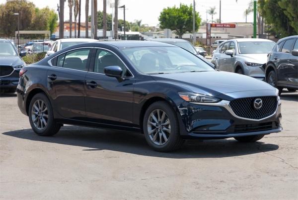 2019 Mazda Mazda6 in Huntington Beach, CA