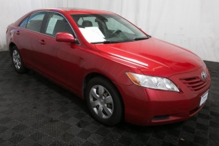 2008 Toyota Camry Le I4 Manual For In Huntington Beach Ca