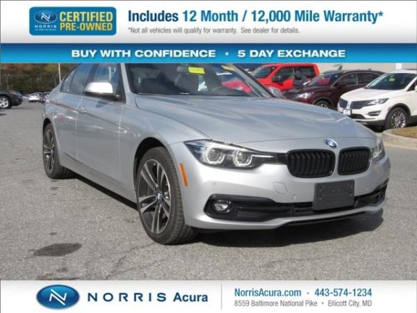 2018 BMW 3 Series in Ellicott City, MD
