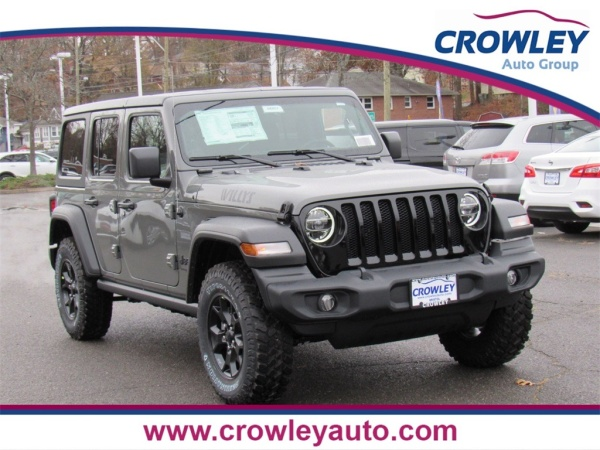 2020 Jeep Wrangler in Bristol, CT