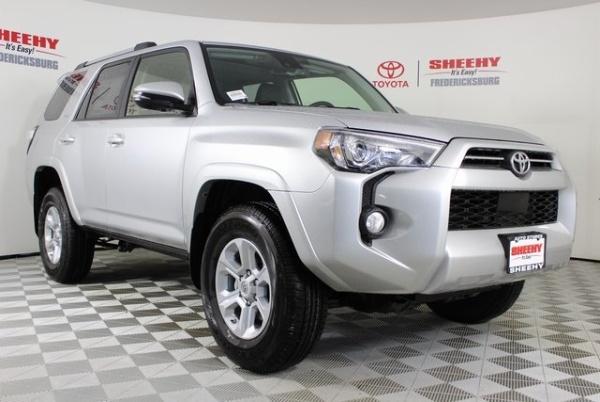 2020 Toyota 4Runner in Fredericksburg, VA