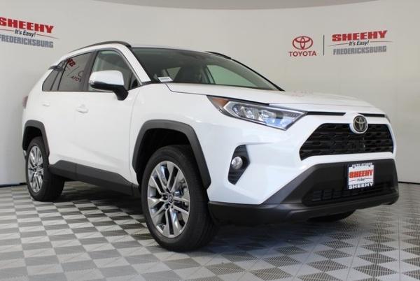 2019 Toyota RAV4 in Fredericksburg, VA